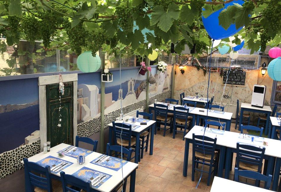 Privéfeest Grieks Restaurant Akropolis Voorschoten