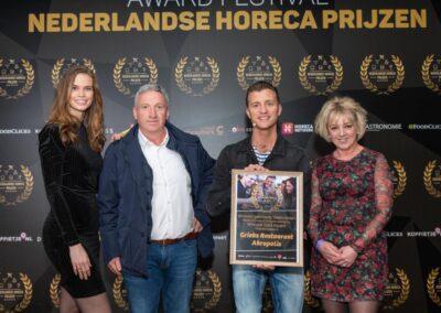 Nederlandse horeca prijzen