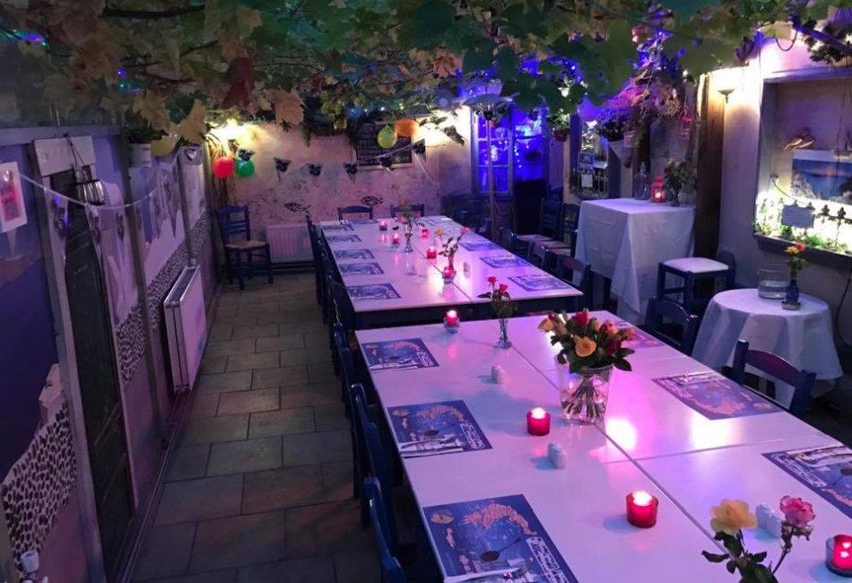 Griekse avond bij Restaurant Akropolis Voorschoten