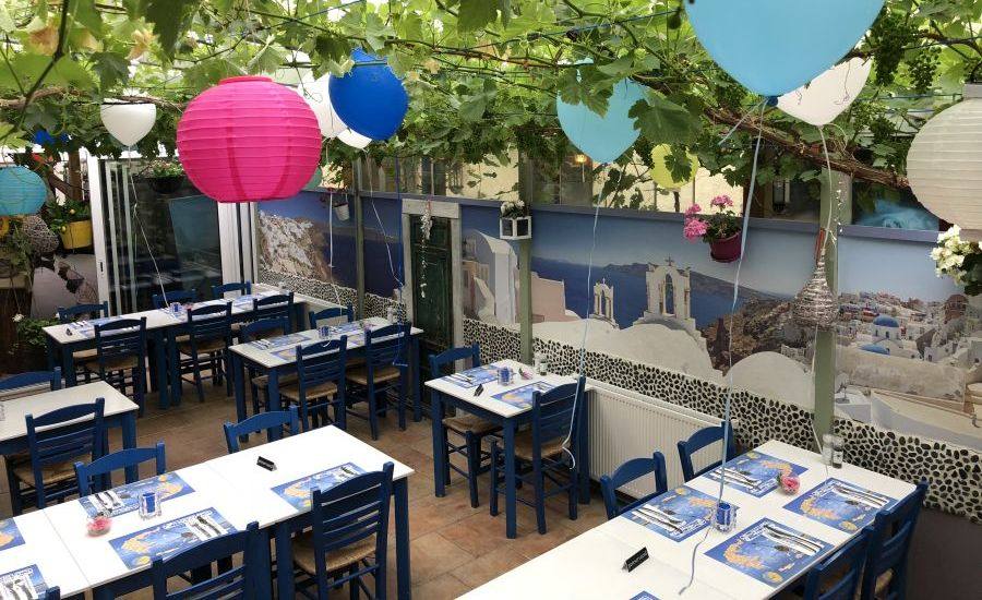 Serre Grieks Restaurant Akropolis Voorschoten